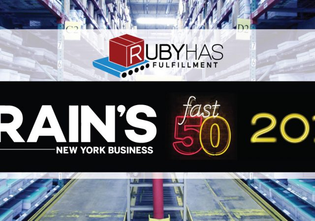 Ruby Has Fulfillment Featured in Crain's Fast 50