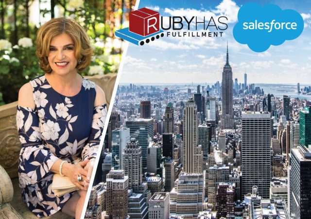 Salesforce Taps Ruby Has President Esther Kestenbaum for Women in Leadership Panel in NYC
