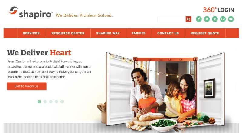 Shapiro Homepage