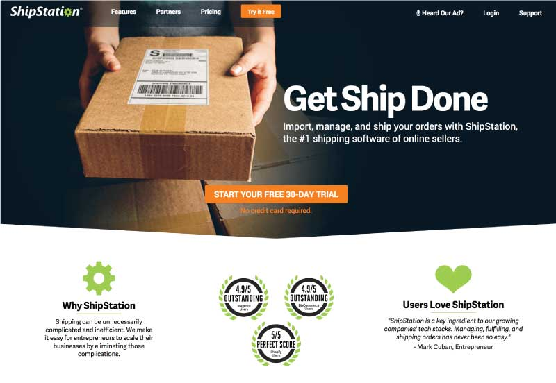 Ruby Has Fulfillment Integration Shipstation Shipping Software