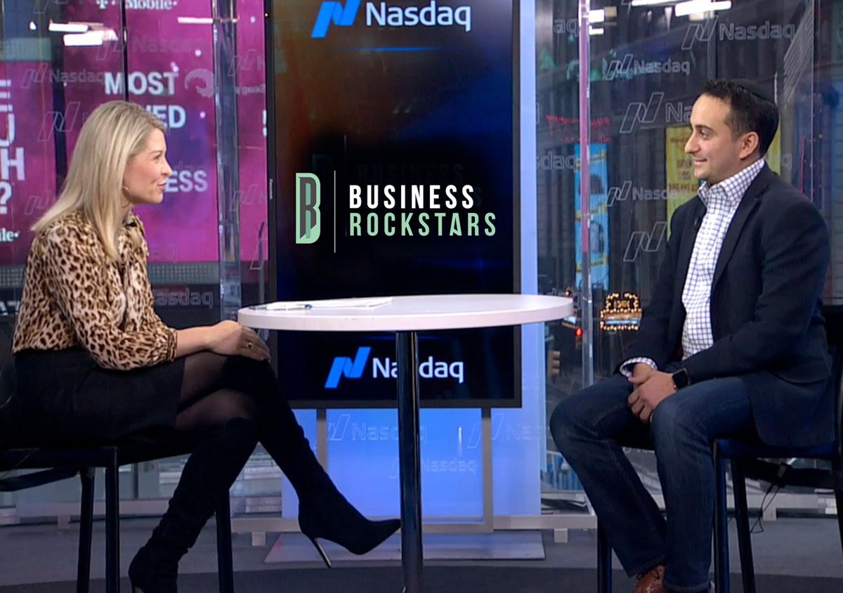 Rafael Zakinov, Founder and CEO Ruby Has Fulfillment on Business Rockstars