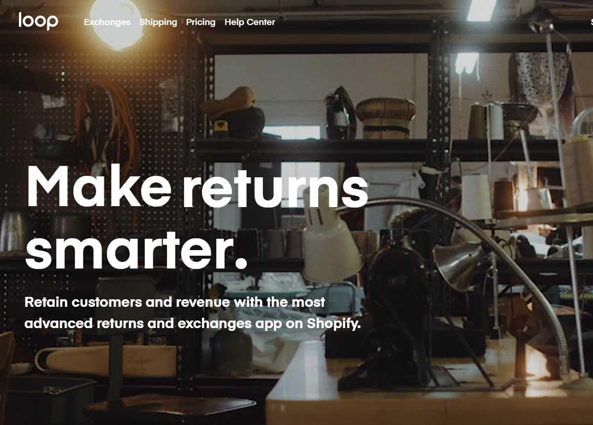 Ruby Has Partnership Homepage Loop Returns