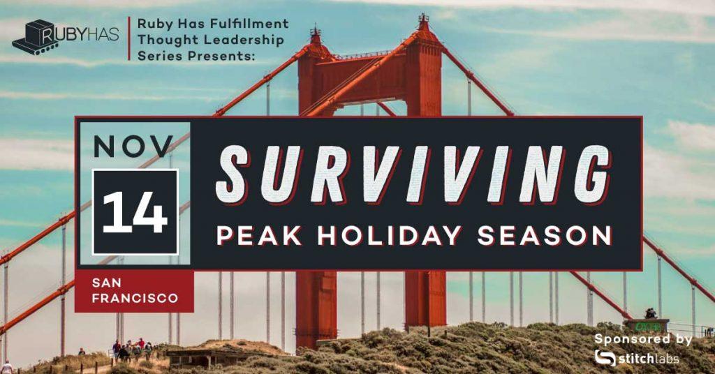 Surviving Peak Holiday Season San Francisco