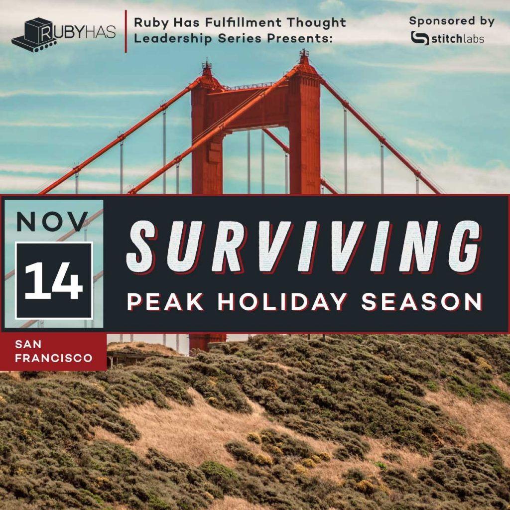 Surviving Peak Holiday Season