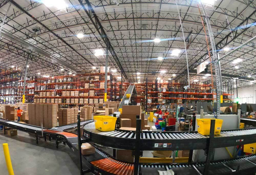 Ruby Has Distribution Center