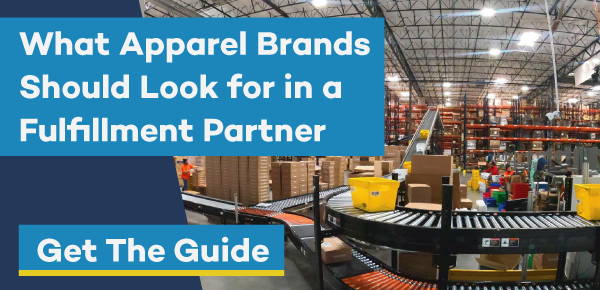 How to Find the Right 3PL Partner for Your Apparel Brand